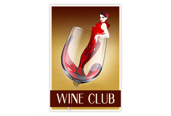 Wine Club [Poster]