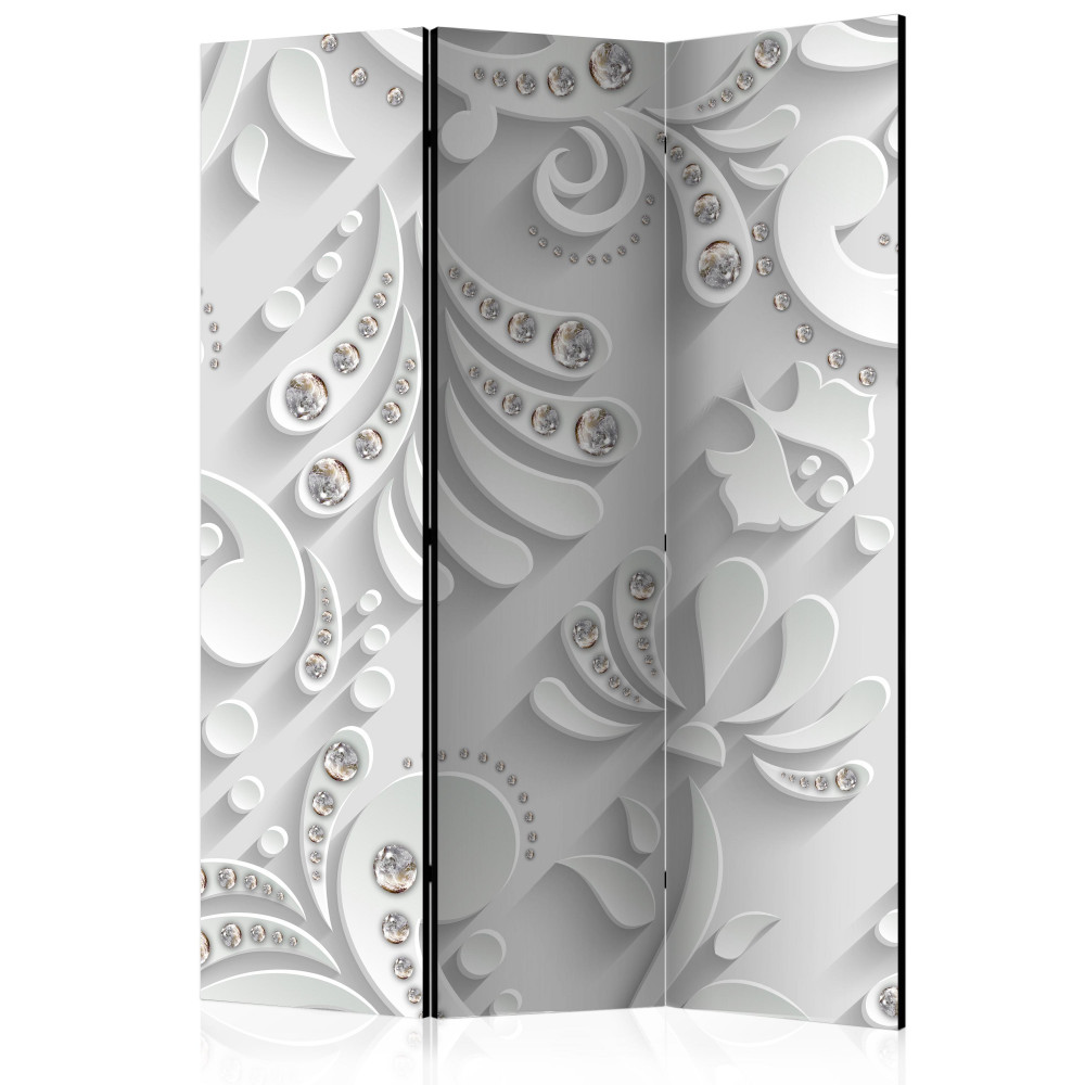Flowers in Crystals [Room Dividers]