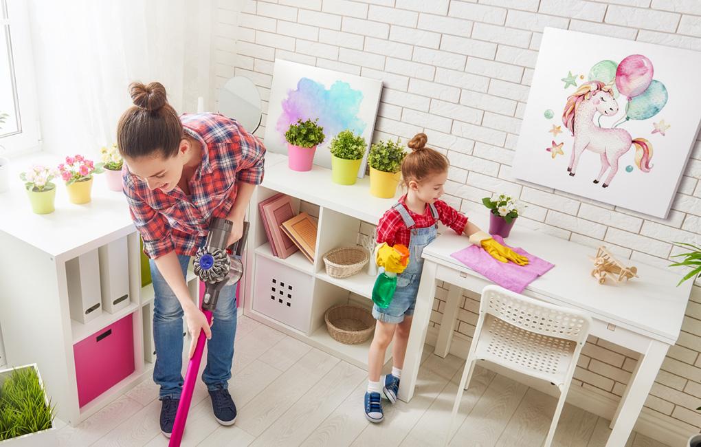 Cómo educar a los niños a limpiar la casa? - Blog bimago.es